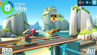 HILL DASH 2 - Drag Racing Online Multiplayer Offroad Game (Android/IOS)