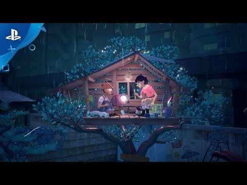 The Gardens Between - Launch Date Announcement Trailer | PS4