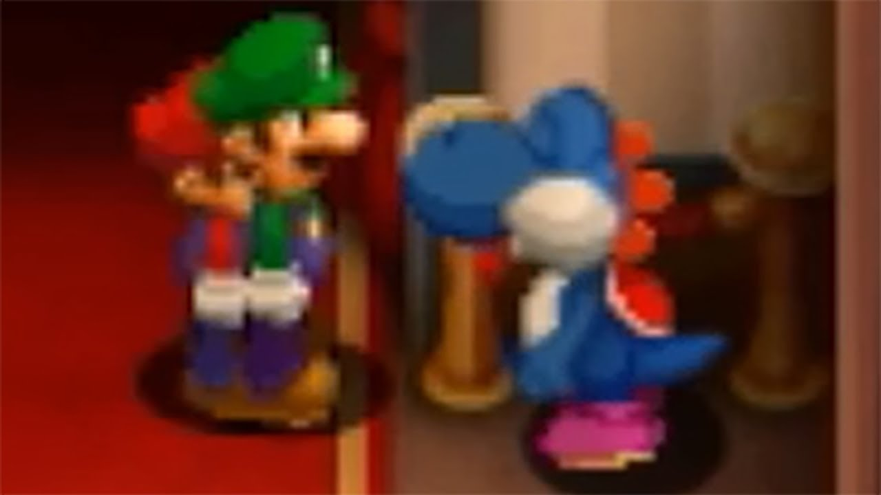 Mario Luigi Superstar Saga Bowser S Minions Walkthrough Part 12 The Missing Beanstar Pieces