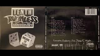(2. N.W.A - 8 BALL REMIX - RUTHLESS RECORDS TENTH ANNIVERSARY COMPILATION) (Decade Of Game) EAZY-E