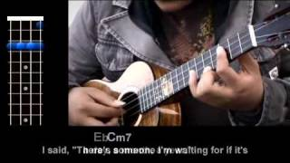 Download Lagu The Man Who Can't Be Moved - The Script (Ukulele Play-Along!) Mp3