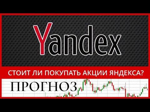 Покупать ли акции Яндекса? Прогноз 2020. Инвестиционный портфель.
