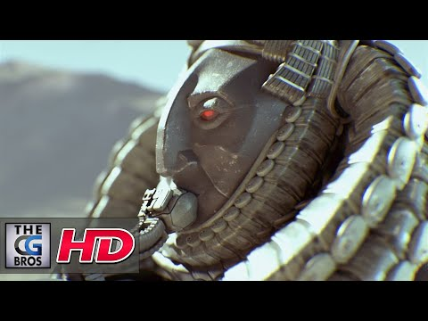 "CGI 3D Animated Short: ""Heart of Sky"" - by Mirari & Co. 