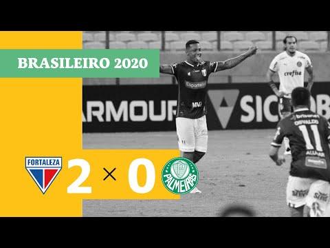 Fortaleza Palmeiras Goals And Highlights