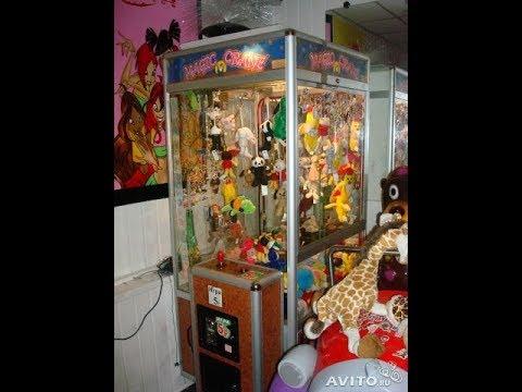Видео Видео игрушка игровой автомат