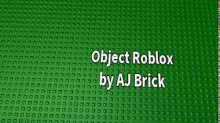 Object Roblox Intro [Reuploaded]