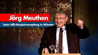 Jörg Meuthen | AfD-Neujahrsempfang in Münster