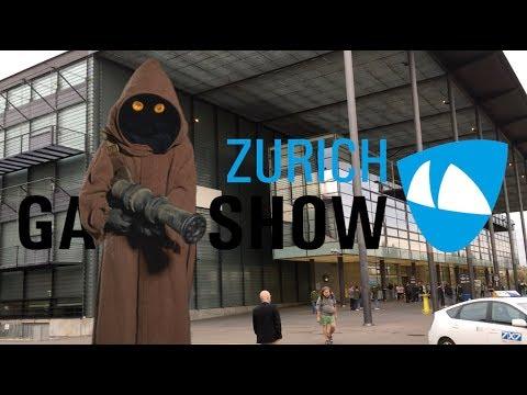 JAWA STEALING MY PHONE! - Zurich Game Show 2017 - Rocket League Live Final