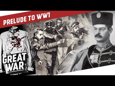 Tinderbox Europe - From Balkan Troubles to World War I PRELUDE TO WW1 - Part 2/3