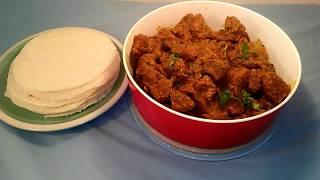 Beef bhuna Bangladeshi recipe/gorur mangsho recipe bangla/beef curry.