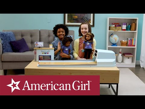 Explore The American Girl Bowling Alley | American Girl
