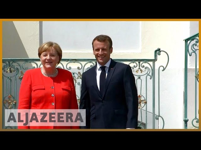 🇩🇪 🇫🇷 Germany and France call for joint EU immigration policy | Al Jazeera English