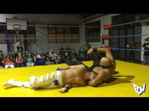 FCW Unleashed Energy: Diablo vs The Greatest