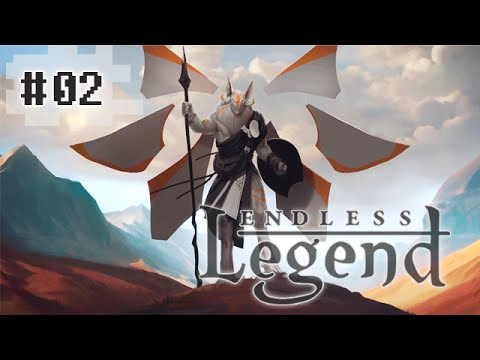 Let's play Endless Legend - Come on let's shift again! #02