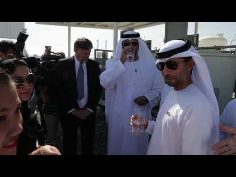 United Arab Emirates clean energy and sustainability