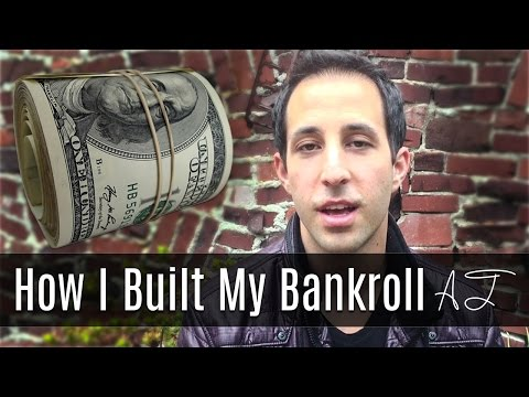 How Did You Build Your Bankroll? (Ask Alec - My Pro Story)