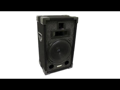 Passive Loudspeaker System   VM Audio VAS310P