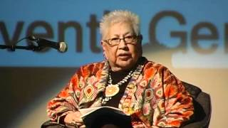 Dr. Henrietta Mann (Southern Cheyenne) Keynote Speech: Echoes of the Earth - Climate Change