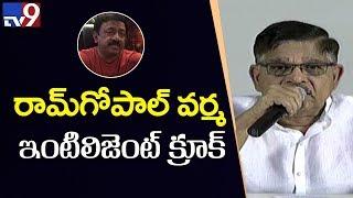 RGV is an intelligent crook : Allu Aravind TV9