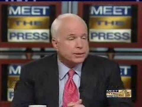 McCain Flip-Flops On Tax Cuts