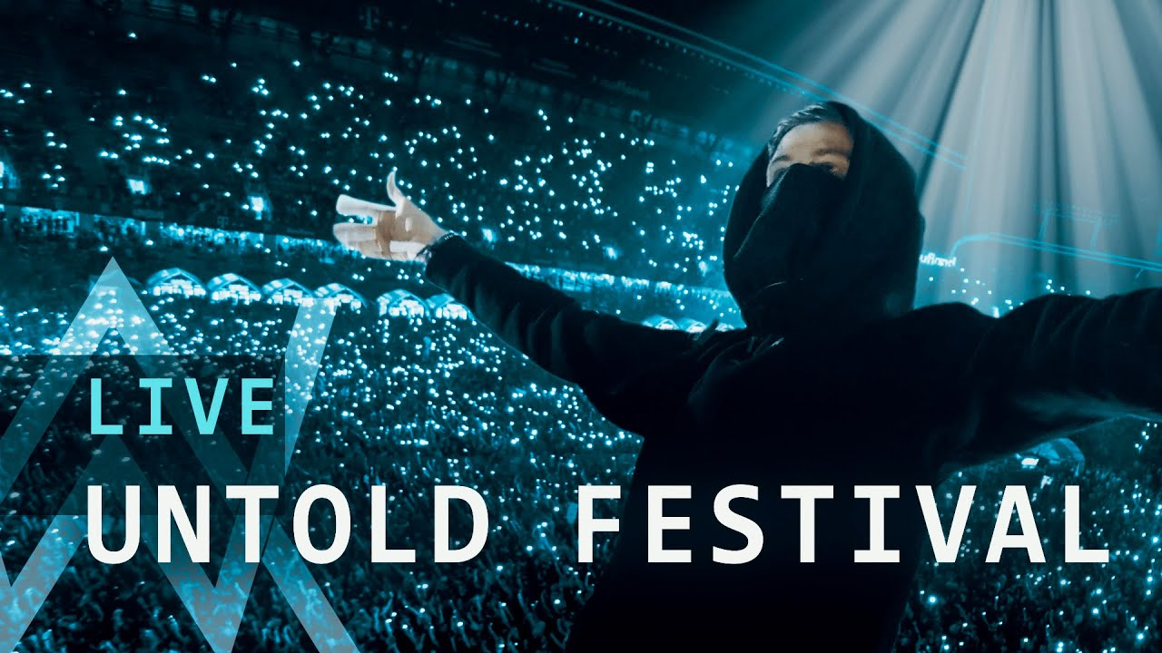 Alan Walker - LIVE @ Untold Festival (2017) [FULL SET]
