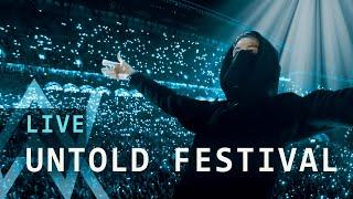 Alan Walker - LIVE @ Untold Festival (2017) [FULL SET]