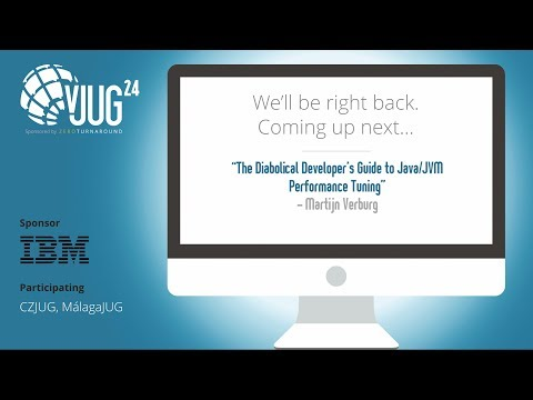 vJUG24: 11/24 The Diabolical Developer's Guide to Java/JVM Performance Tuning