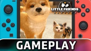 Little Friends: Dogs & Cats | First 50 Minutes On Switch