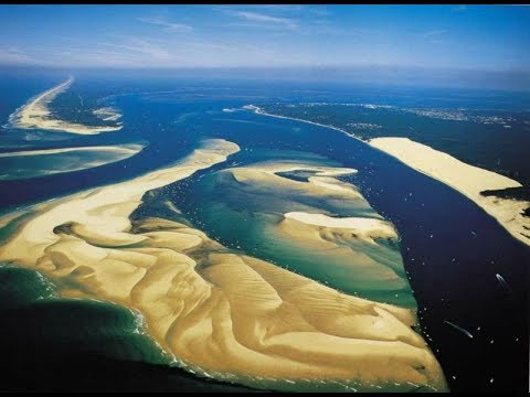 Wie das Land, so der Mensch - Bassin d'Arcachon, Frankreich // Doku HD