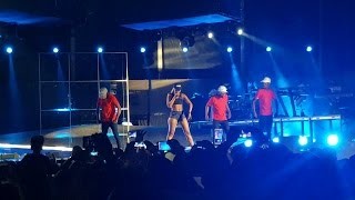 Cassper Nyovest & Babes Wodumo perform Family + Wololo | Fill Up Orlando Stadium