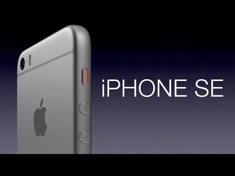 Анонс презентации iPhone SE, iPad Pro Mini