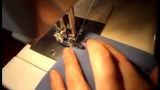 Как сшить юбку за пару дней  Урок6  Часть2