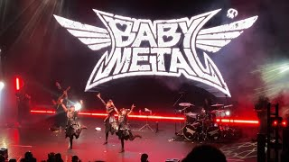 Babymetal Metal Galaxy World Tour in London! Creeper: 07:08 Babymetal: 08:25 BLACK LIVES MATTER PETITIONS, DONATION LINKS AND MORE ...