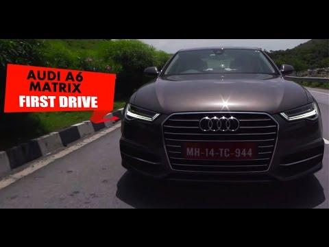 Audi A6 Matrix 35 TDI : First Drive : PowerDrift