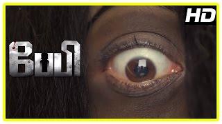 Baby Tamil movie scenes | Shira consoles Sathanya | Baby Srivarshini scared | Manoj