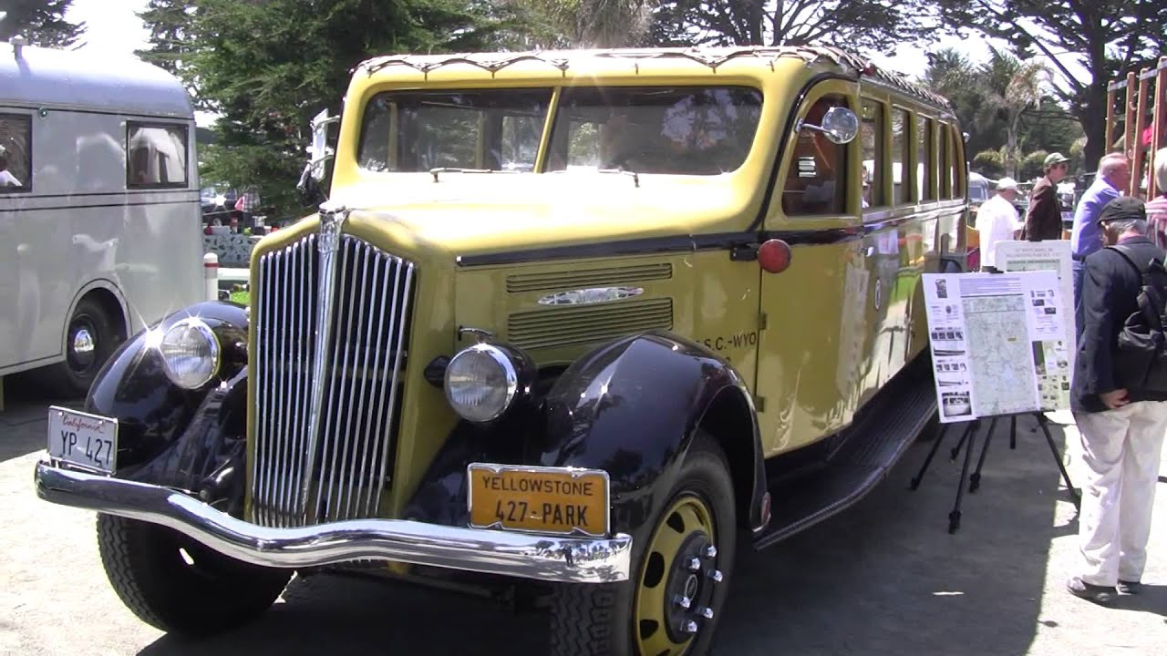 Pismo Beach Vintage Trailer Rally - YouTube