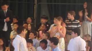 Lakeville School 5th Grade Graduation Ceremony (3), 06/19/2013