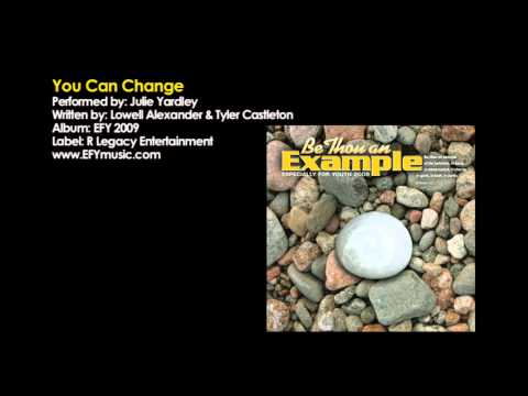 EFY 2009 - You Can Change