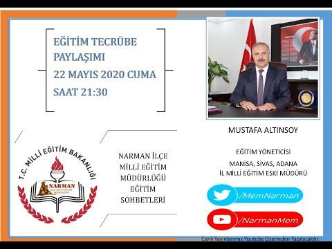 Eğitim Yöneticisi Mustafa ALTINSOY 2