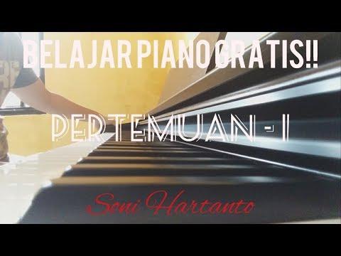 #1 - Paket Belajar Piano Keyboard GRATIS! secara Singkat dan Mudah