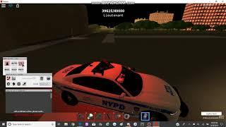 New York Police Simulator (Series Starter!) Roblox.