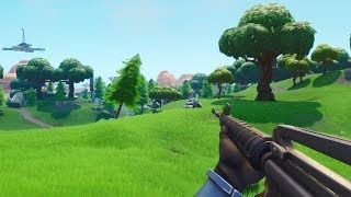 Fortnite: How to Play First Person - (Fortnite First Person Glitch)