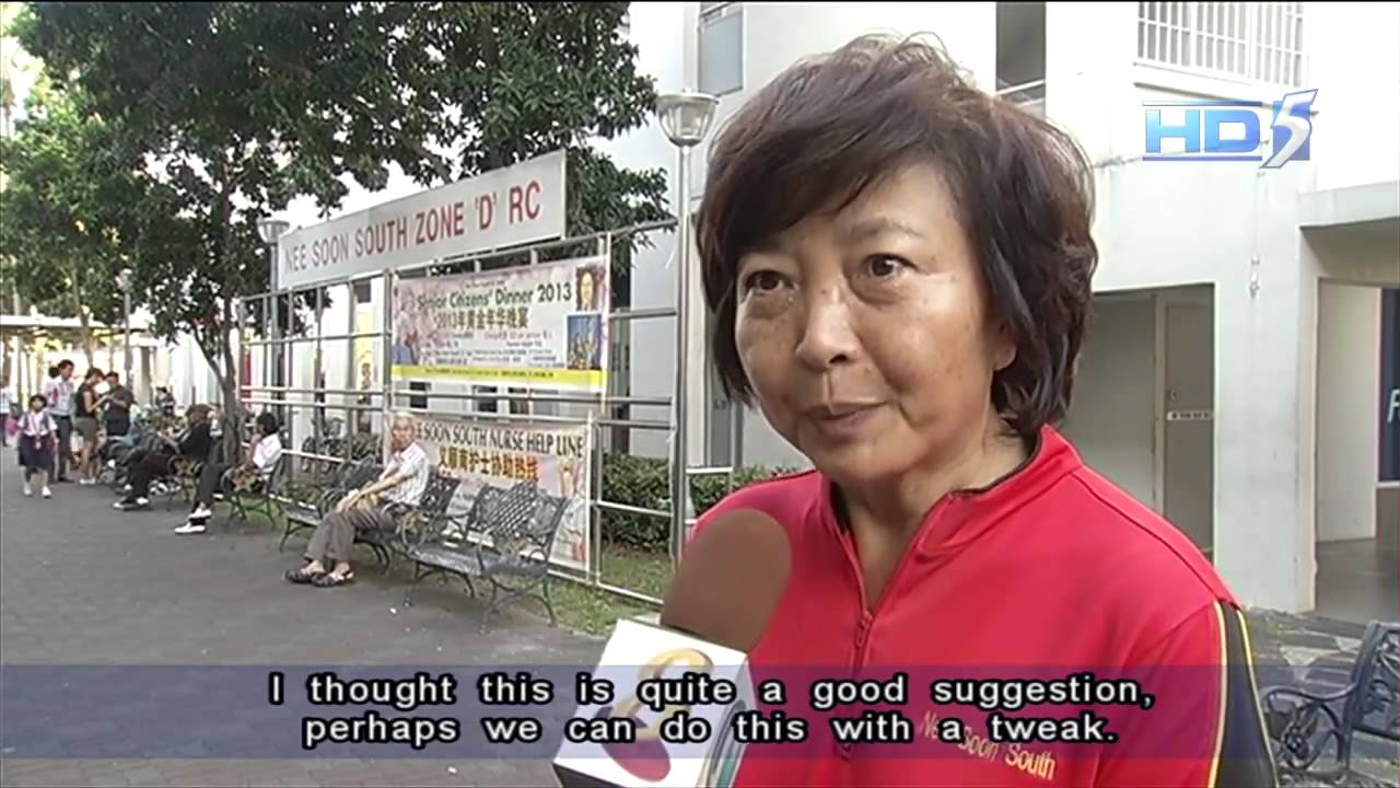 Lee Bee Wah Suggests Cyclists To Be Licensed 10oct2013