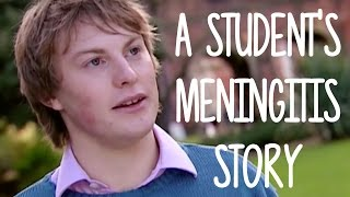 A students meningitis story