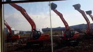RVDC Korea Trip 2014 (Heavy Equipment Exhibition) Part 1