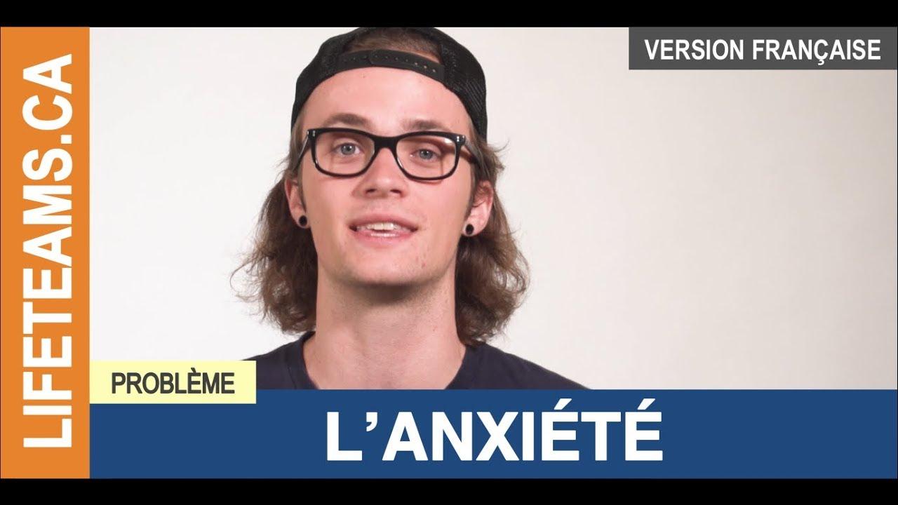 (version française) L'anxiété