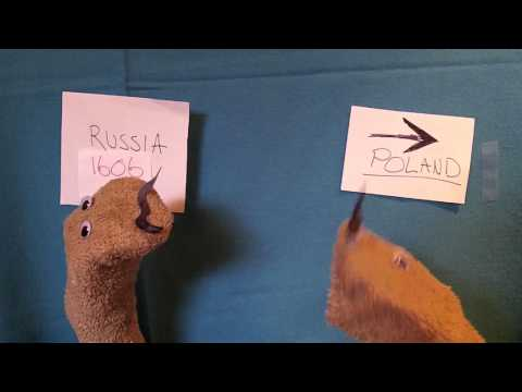 Weird History Sock Puppet Theatre: False Dmitry I