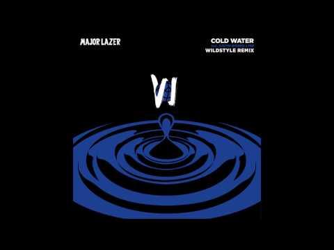 Major Lazer - Cold Water Ft. Justin Bieber & MØ (WILDSTYLE Remix) [AUDIO]