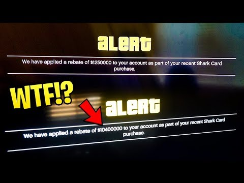 GTA Online - Rockstar Giving TONS of Money to Players for False Reasons (WTF)