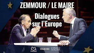 Débat Bruno Le Maire / Eric Zemmour: L'identité des peuples européens
